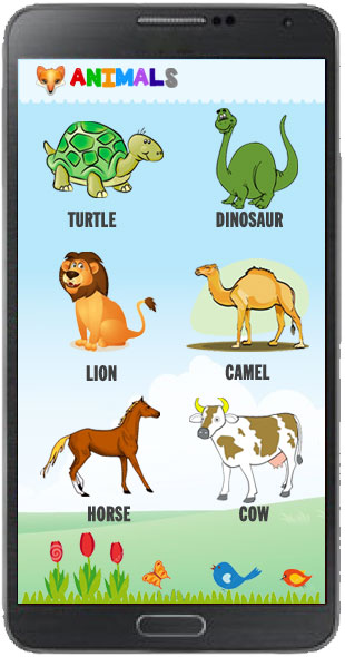Animal Quiz Template