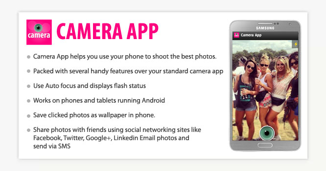 Camera Android App