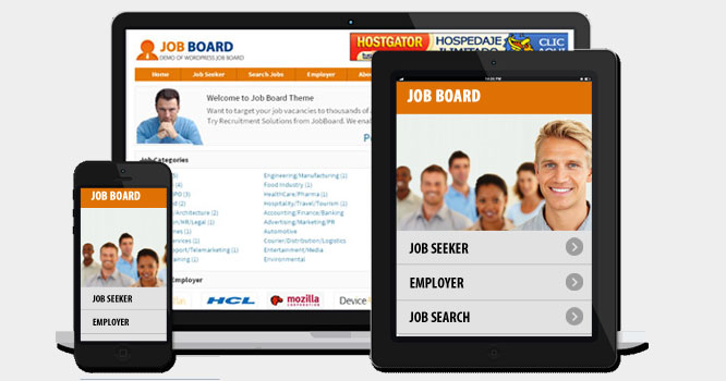Job Board Mobile App