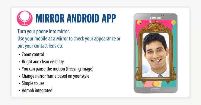 Mirror Android App