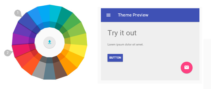 Introduction to Material Design Lite for Website