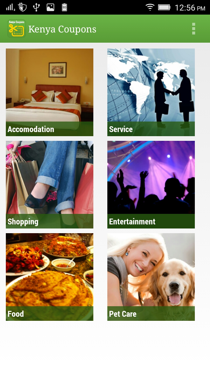 Kenya Coupons Android App