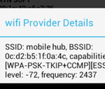 Android App for detecting WiFi Signal (with Source Code)