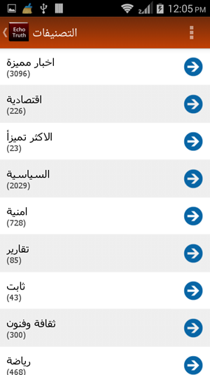 RTL (Arabic) Language Support in Android