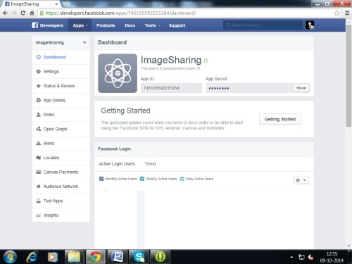 How to integrate Facebook Api in Android