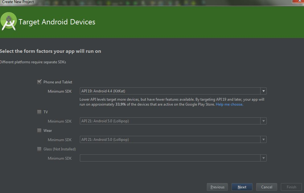How to use Android Widgets in Android Studio