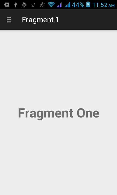 How to Create Fragment in Android
